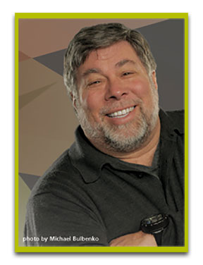 Steve Wozniak at Local Search Association Conference